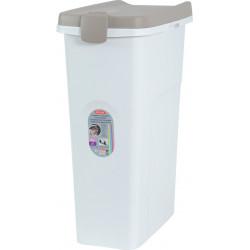 zolux contenitore ermetico di plastica da 40 litri. per crocchette per cani o gatti. ZO-474348 accessorio alimentare