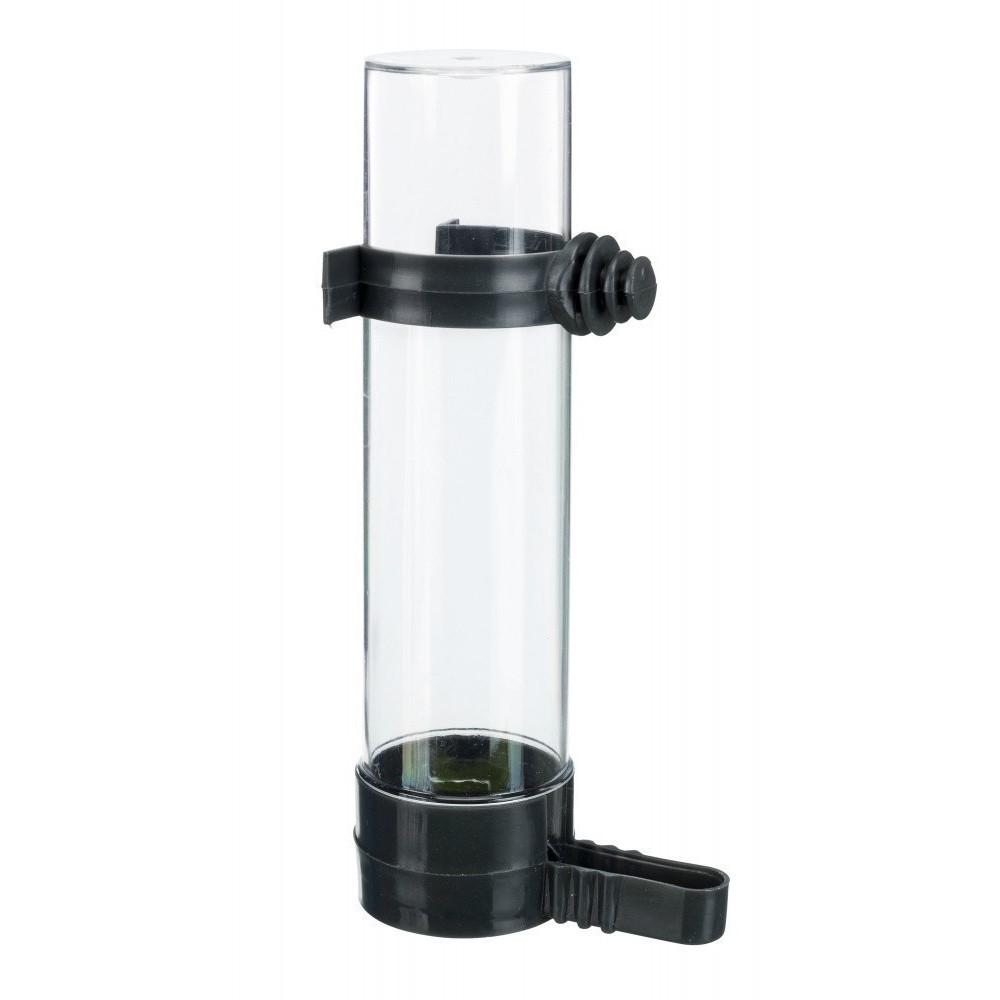 a Plastic Water Dispenser 50 ml birds - random color. Feeding troughs, watering trough Trixie TR-5410