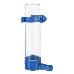 un Distributeur eau Plastique 50 ml oiseaux - couleur aléatoire. Mangeoires , abrevoir Trixie TR-5410