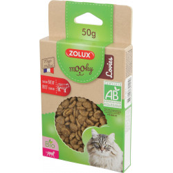zolux Beef flavoured Mooky candy 50 g. for cats. Nourriture