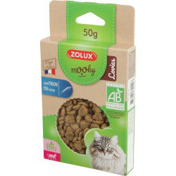 zolux Mooky candy fish flavour 50 g. for cats. Nourriture