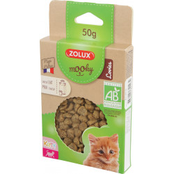 zolux Milk flavoured Mooky treat 50 g. for kitten. Nourriture