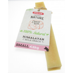zolux Cheese candy. Cheese bone small. 38 gr. for dogs under 6 kg Nourriture