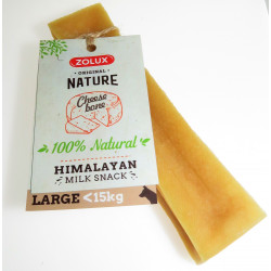 zolux Cheese candy. Cheese bone large 86 gr, for dogs under 15 kg Nourriture