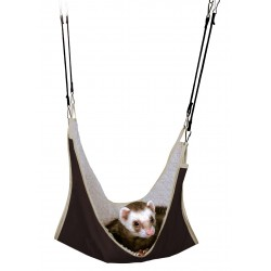 Trixie TR-62692 Hammock 30 x 30 cm rodent, rat and degus. Random color. Beds, hammocks, nesters