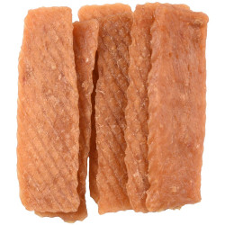 Flamingo Pet Products Candy turkey strips. Hapki BBQ. for dogs . 85 g. gluten free. Nourriture