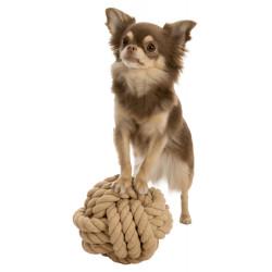 Trixie Seilball BE NORDIC. ø13 cm. für Hunde. TR-32630 Jeux cordes pour chien
