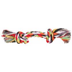 Trixie Spielseil für Hund. Abmessungen: 26 cm. Hundespielzeug. TR-3270 Jeux cordes pour chien