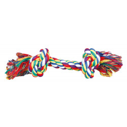 Trixie TR-3276 Play rope for dog. Dimensions: 40 cm. Dog toy. Jeux cordes pour chien