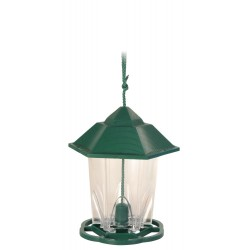 Mangeoire extérieure lanterne pour oiseaux 300 ML - 17 cm Mangeoires extérieur  Trixie TR-5457