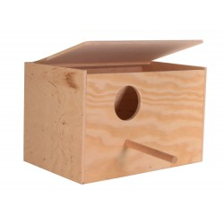Bird nest box 30 x 20 x 20 x 20 - ø 6 cm Cages, aviaries, Trixie TR-5631 nest box