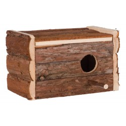 nest box for parakeets 21 × 13 × 12 cm - ø 3,8 cm Cages, aviaries, Trixie TR-5632 nest box