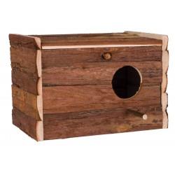 Nichoir pour oiseaux 30 × 20 × 20 cm - ø 7,8 cm Accessoire Trixie TR-5633