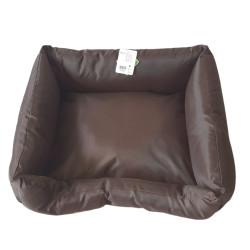 Kussen No limit, bruin. afmeting 60 x 55 x 20 cm. voor hond Flamingo Pet Products FL-1031232 Coussin chien
