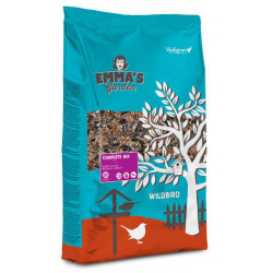 emma's garden Complete mixture of seeds for birds of the wild. 2.25 kilo bag Food and drink