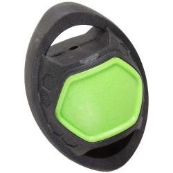 Flamingo Pet Products rugby ball toy. mint scent. ø 7 cm x 13 cm. for dog Balles pour chien