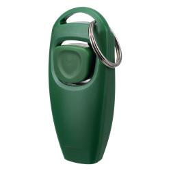 un Clicker sifflet pour entrainement canin - couleur aléatoire. dressage chien Trixie TR-22862