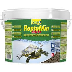 Tetra Tetra Reptomin, Alleinfutter für Wasserschildkröten. 10-Liter-Eimer. ZO-383333 Essen und Trinken
