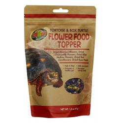 zolux Blumenmischung für Schildkröten. ZM-141E. 40 Gramm. ZO-387984 Essen und Trinken