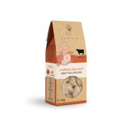 FANTAIL Cereal and gluten free beef treat for dogs 110 g Nourriture