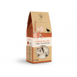 FANTAIL Cereal and gluten free turkey treat 110 g for dogs Nourriture