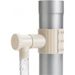 Générique Récupérateur eau pluie couleur sable. Arrosage