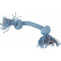 zolux Cosmic 2 knots rope. size ø 2 cm x 25 cm. dog toy. Jeux cordes pour chien