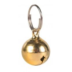 Trixie une Clochette pour collier Chat, couleur aléatoire. TR-4160 Collier, laisse, harnais