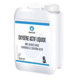 Gamme Blanche Oxygene actif liquide 5 litres - version 2021 Produit de traitement
