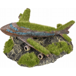 Flamingo FL-410157 kozma plane 16 x 12 x 12 x 7 cm Aquarium decoration Decoration and other