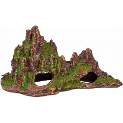 Decoration aquarium Moza rock 22 x 10 x 11 cm Decoration and other Flamingo FL-410124
