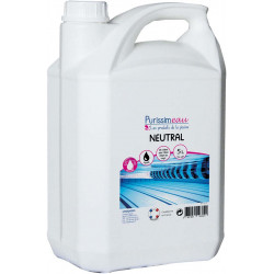 Purissimeau Product to eliminate excess chlorine or bromine in the pool 5 litres Treatment product