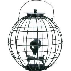 Trixie Distributeur de nourriture oiseaux forme boule. Mangeoires extérieur