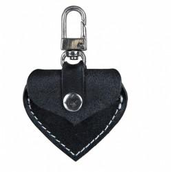 Trixie TR-19721 porte adresse noir pour chien ou chat. 5.5 x 5 cm Address holder