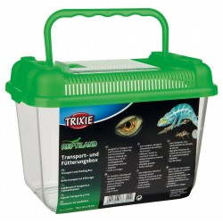 Trixie TR-76300 Transport and breeding box 19 x 14 x 12 cm. for reptiles. Transport et cage