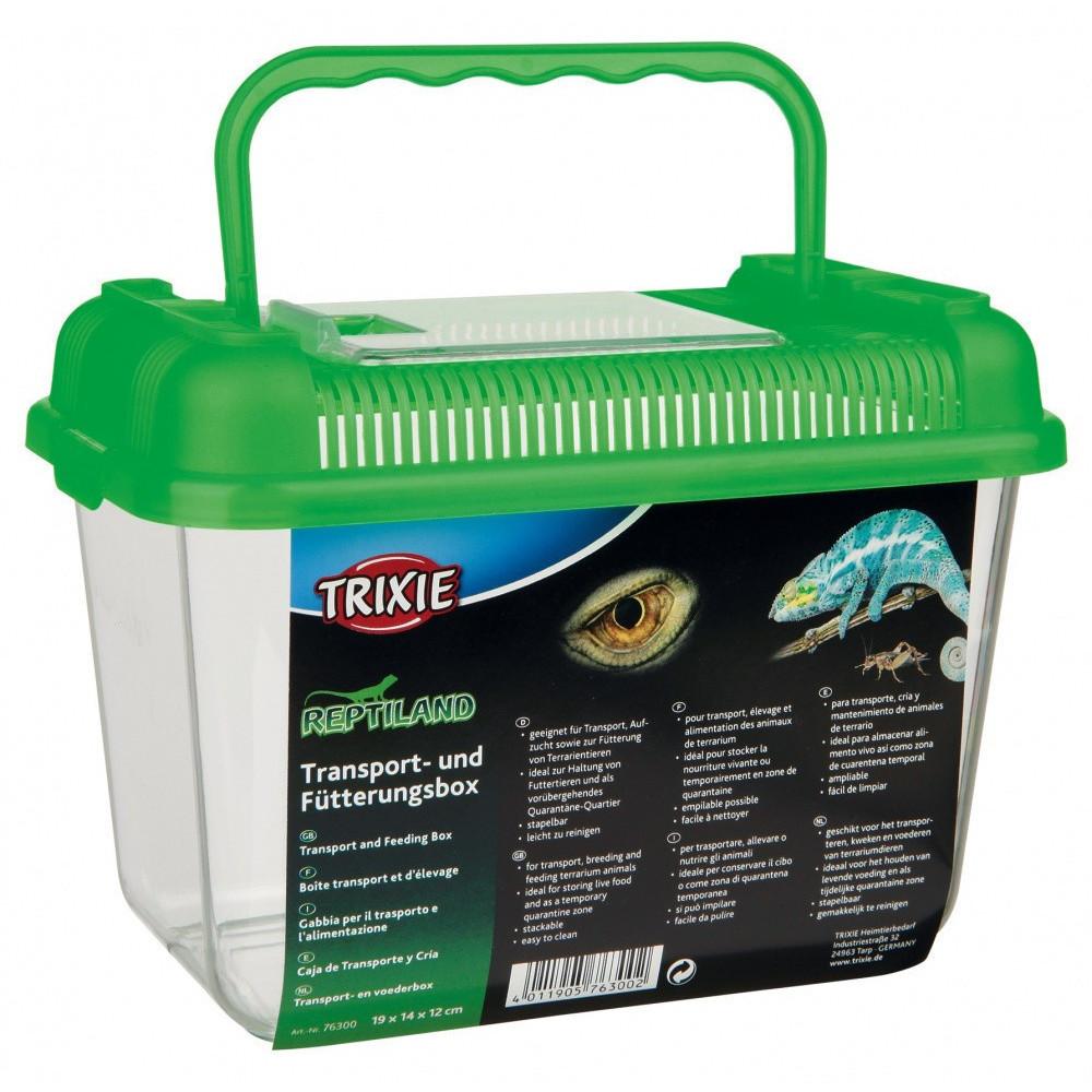 Boîte transport et d'élevage 19 x 14 x 12 cm Transport et cage Trixie TR-76300