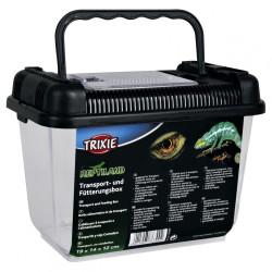 Trixie Boîte transport et d'élevage 19 x 14 x 12 cm. pour reptile. TR-76300 Transport
