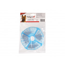 Vadigran 2 Replacement Filters for the 3 Liters Water Fountain VA-13758. for cats or dogs. Fountain
