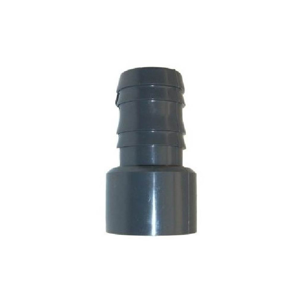 Interplast Grooved fitting diameter 38 male 50 to be glued PVC PRESSURE CONNECTION