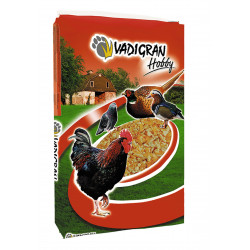 Vadigran Cracked corn. Hobby. 18 kg bag. for poultry. Food and drink
