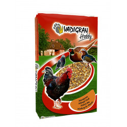 Vadigran Mixed feed for hens and turkeys, Hobby, 5 kg bag Food and drink