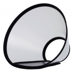 Trixie Collare di protezione con chiusura a gancio e passante 18-23 cm TR-19510 Trattamento di bellezza