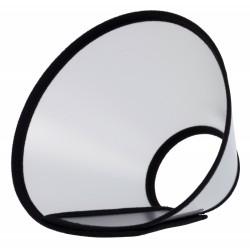Trixie Collare di protezione con chiusura a gancio e passante 20-26 cm TR-19511 Trattamento di bellezza