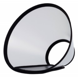 Collier de protection avec bande auto-agrippante 20-26 cm Soin beauté Trixie TR-19511