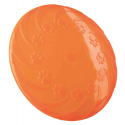 Trixie Frisbee. Dog Disc, TPR, floating for dogs. ø 22 cm. Colors: random. Jeux