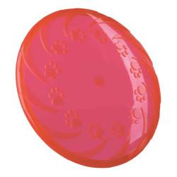 Trixie Frisbee. Dog Disc, TPR, floating for dogs. ø 18 cm. Colors: random. Jeux