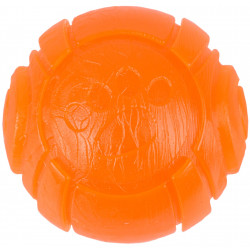 Flamingo Pet Products TIGO orange ball ø 6.4 cm. TPR. Dog toy. Balles pour chien