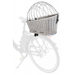 Trixie Bike basket for dog carrier. Dimension: 35 x 49 x 55 cm. Max weight 8kg Bicycle basket