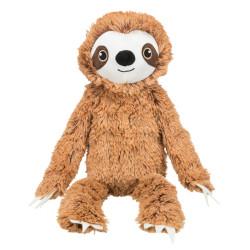 Trixie Plush sloth. Size: 53 cm. For dogs. Peluche pour chien