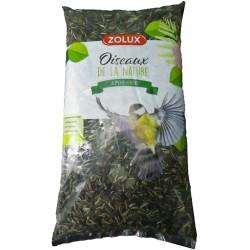 zolux Sunflower seed for garden birds. bag 2 kg. Nourriture graine